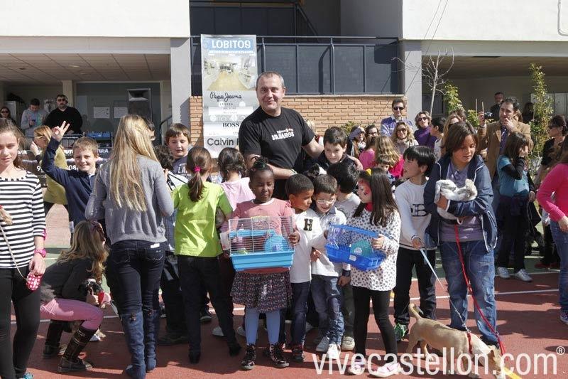 Activista. Evento Mascoteros Solidarios